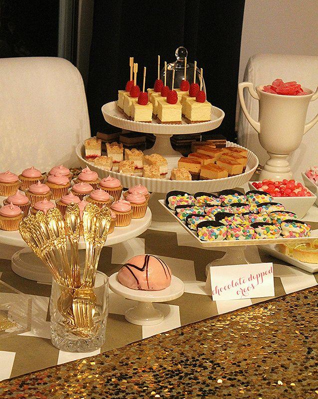 Mint Love Social Club Champagne Amp Desserts Birthday