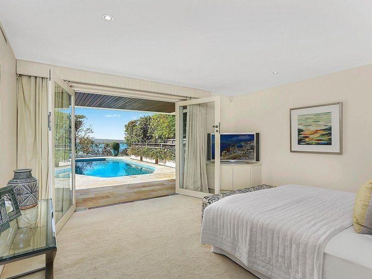 28/5/15 Mosman, NSW Sales Agents - Jacqui Rowland-Smith and Priscilla Schonell McGrath Estate Agents Lower North Shore Property - McGrath Estate Agents 02 9006 6388 #bedroom #home #homeinspo #pool #realestate #sydney