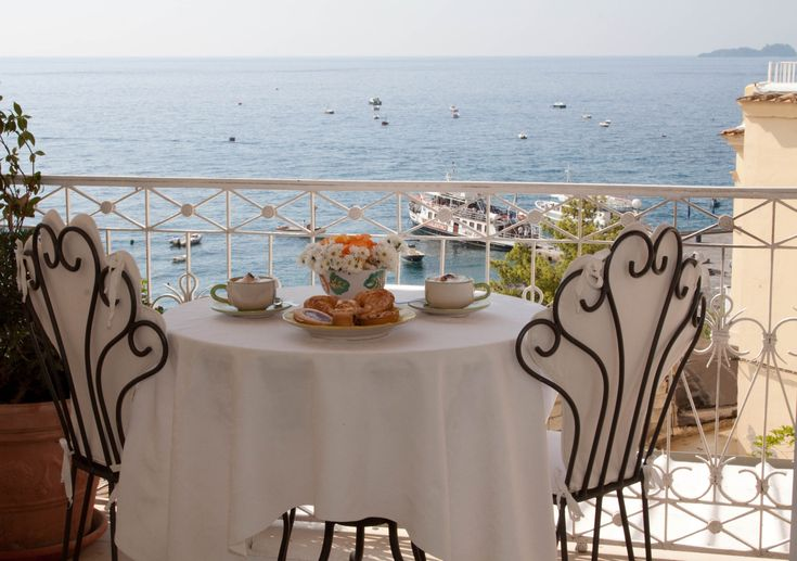 Rooms - Positano hotel sea view - Positano hotels - bed and breakfast hotel in Amalfi Coast La Tartana - Villa La Tartana