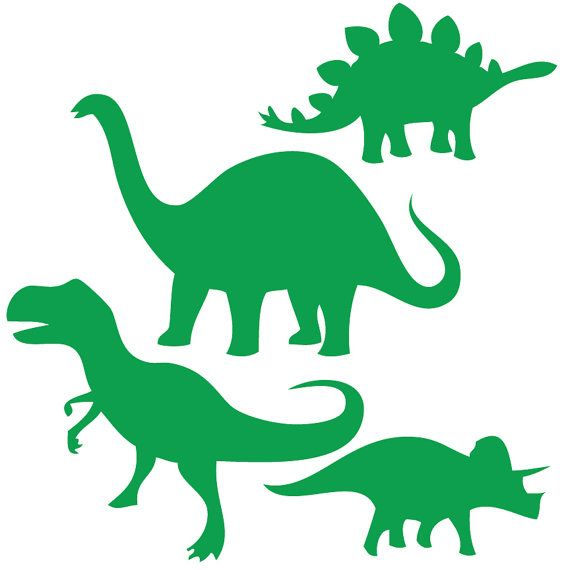 Dino Wall Decals   Wall StickersBoys Kids Baby by Acherryortwo, $9.99
