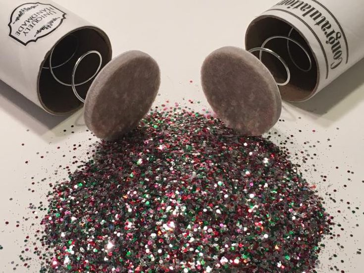 Spring-Loaded Glitter Bombs to send to people