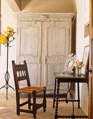 VINTAGE & CHIC: decoración vintage para tu casa · vintage home decor: Antiguos armarios roperos [] Old wardrobes