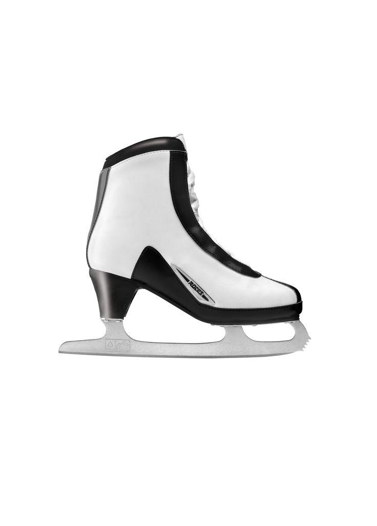 Roces STILE Ice Skate. Ice Skate Collection 2014/15. #iceskate #Roces #iceglamour #glamour http://shop.roces.com/it/pattini/pattini-da-ghiaccio/pattino-da-ghiaccio-stile.html