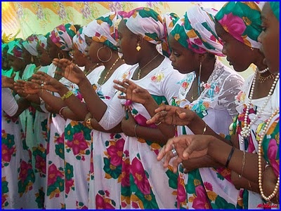 Mayotte costumes traditionnel