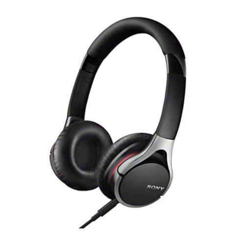 [Sony] MDR-10RC Compact Headphone 40mm HD Smartphone Bluetooth NFC Fold (BLACK)
