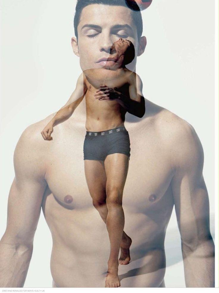 Cristiano Ronaldo Covers Mens Health UK September 2014 Issue in CR7 Underwear image Cristiano Ronaldo Mens Health UK September 2014 Photos 002 800x1072
