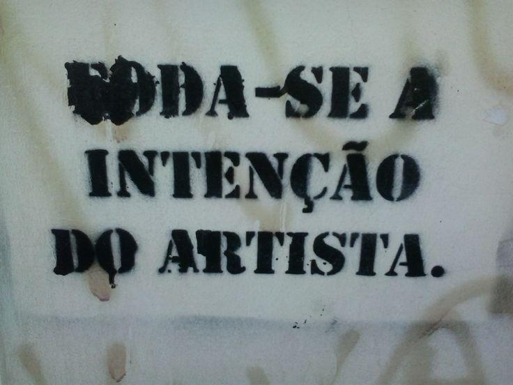 Olhe os Muros - Pelotas, RS. Foto enviada por Ana Maia.