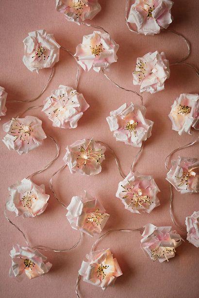 Tea Rose Lights