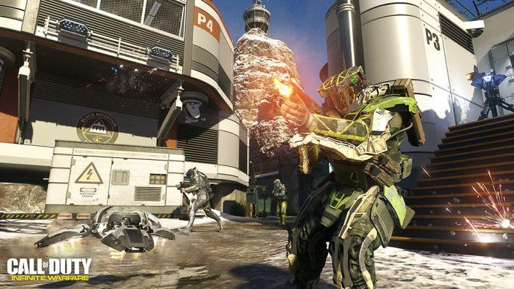 Call of Duty: Infinite Warfare update buffs the VPR