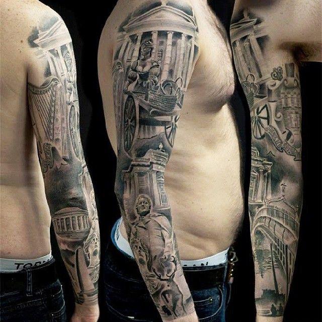 Norbert Halasz | Dublin Ink Tattoo