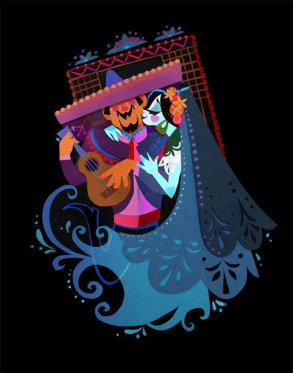 Brittney Lee - Mariachi. Lei non poteva resistere agli ammalianti suoni della sua chitarra :)