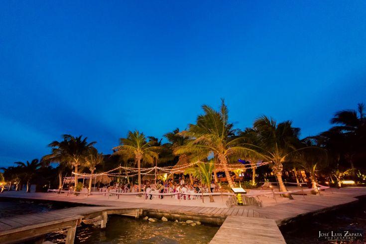 Luxury #Belize Wedding, Ramon's Village Resort. Destination #Wedding Photographer. San Pedro Belize Wedding.