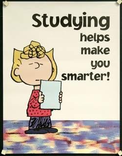 Van studeren slimmer worden!