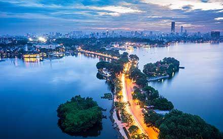 Circuits Vietnam - PANORAMA