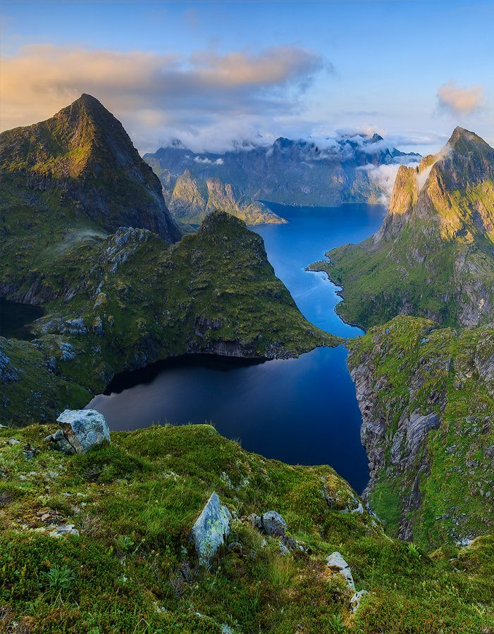 Lofoten, Norway by Sven Broeckx on 500px