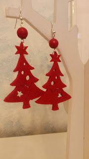 dituttounpobytitti: orecchini natalizi