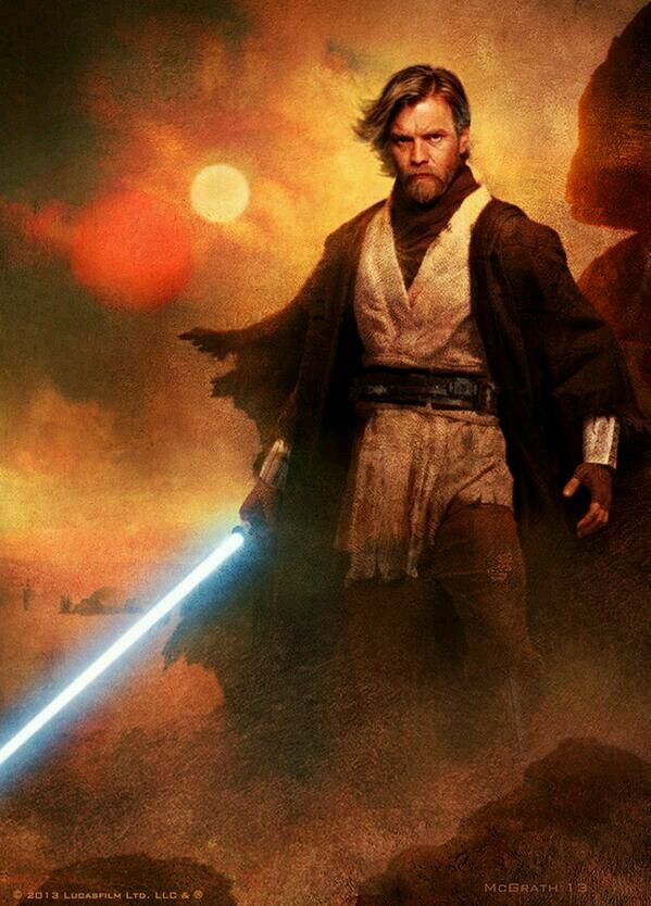 Obi-Wan Kenobi: Later known as Ben Kenobi during his exile, was a legendary Jedi Master who played a significant role in the fate of the galaxy during the waning days of the Galactic Republic. He was the mentor of both Anakin and Luke Skywalker, training both in the ways of the Force. He had a long and tumultuous career that helped shape the fate of the entire galaxy.