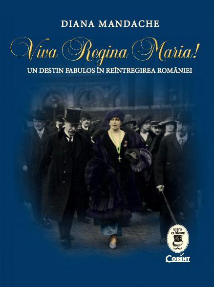 Dragi cititori ai blogului, Am placerea sa va invit alaturi de editura Corint,Joi 17 noiembrieincepand cu ora 18 la lansarea unei minunate carti despre Regina Maria si Marele Razboi intitulata:…
