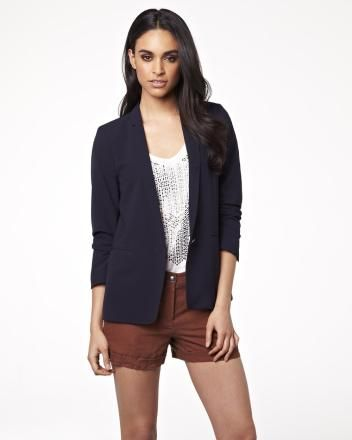 Fitted urban blazer RW&CO. Spring 2014 Collection