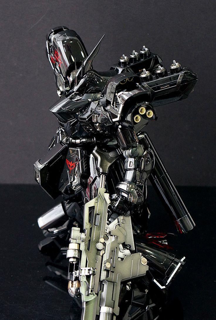 GUNDAM GUY: MG 1/100 Sazabi Ver Ka - Painted Build