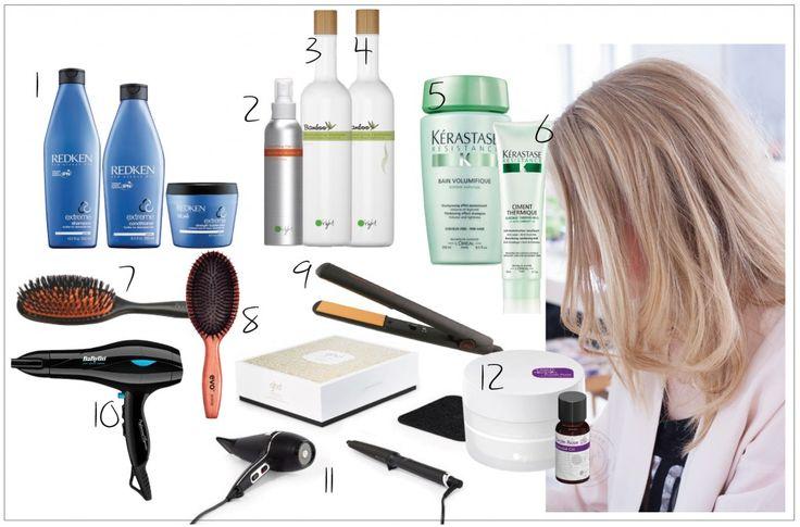 Frisørens professionelle tips til super hårpleje