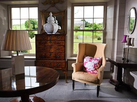 Axnoller House - The Drawing Room
