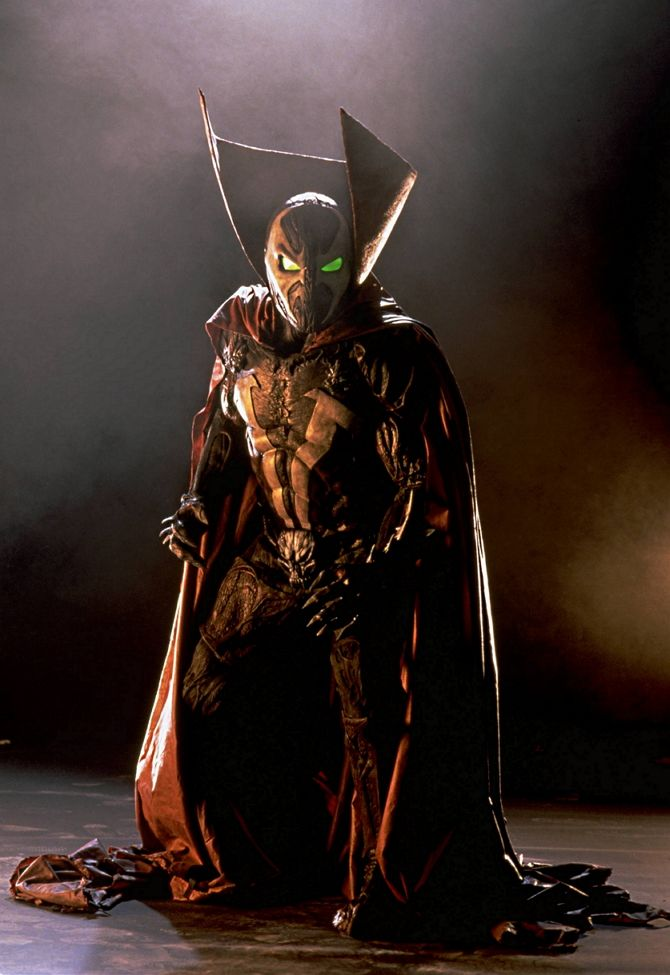 Spawn (1997) Directed by Mark A.Z. Dippé Spawn (Al Simmons) Portrayed By Michael Jai White