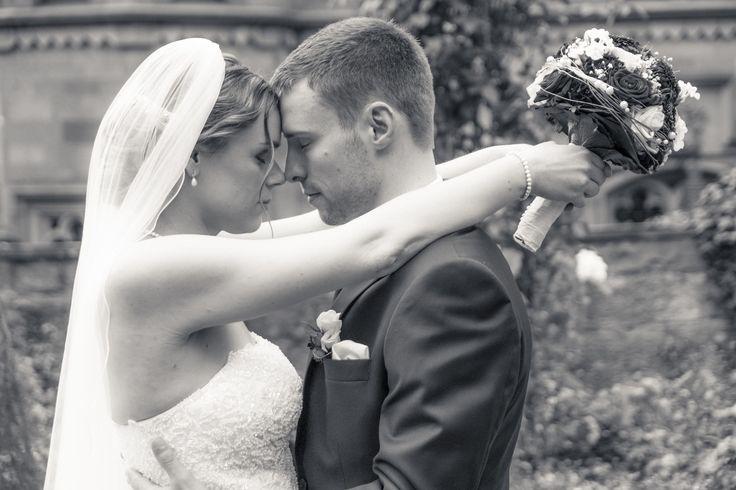 Brautpaar Ortenberger Schloss Offenburg / Daniel Keller Hochzeitsfotograf