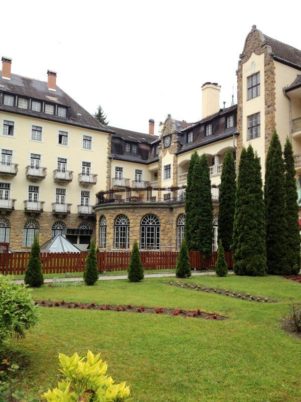 Lillafured Hotel Palota