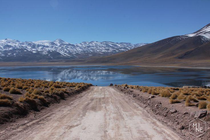 Lagunas Altiplânicas - San Pedro de Atacama, Chile.