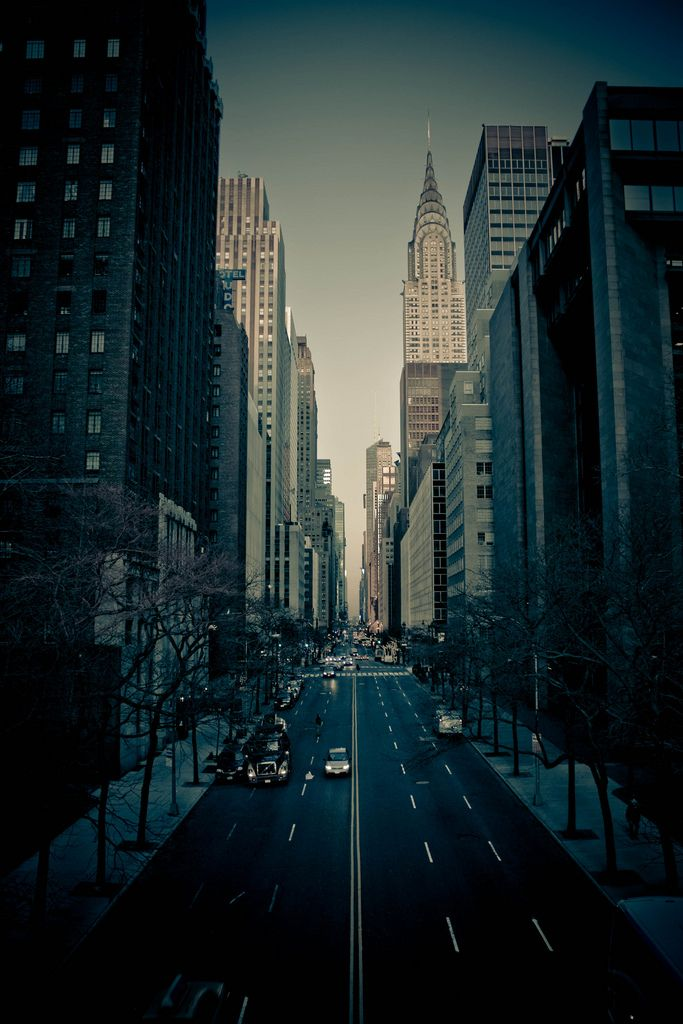 It S Almost Magical When The Streets Are So Empty New York New