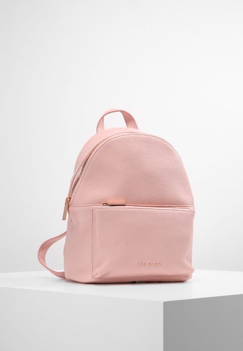 fb5b01bfa Ted Baker PEAREN SOFT GRAIN BACKPACK - Rugzak - light pink - Zalando.nl