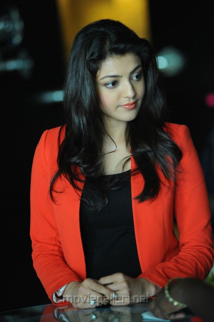 Picture  Cute Kajal Agarwal speaks about Baadshah Movie