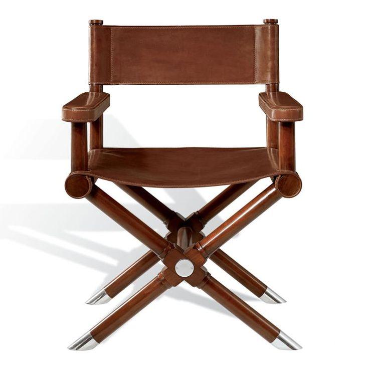 Ralph Lauren Modern Hollywood Directoru0027s Chair