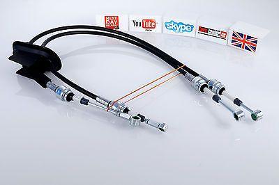 Fiat Doblo 2000 on 1.2 1.3 JTD 1.9 JTD Gear Cable Transmission Selector linkage