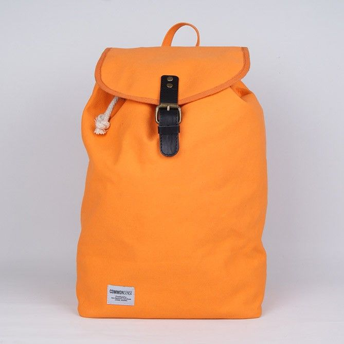 Erik / Daypack. orange