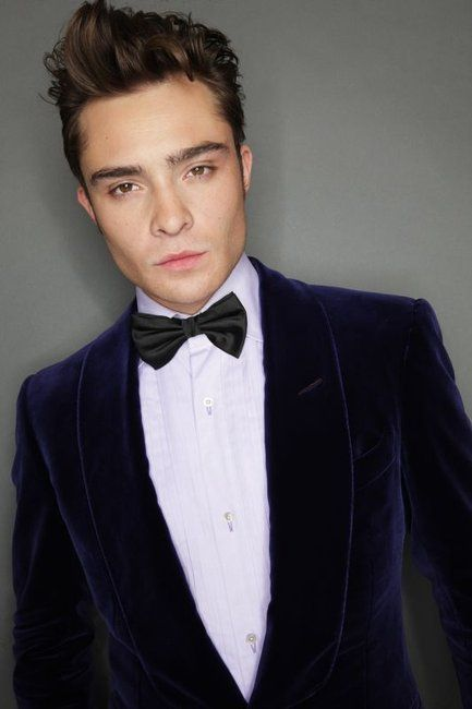 I'm Chuck Bass. xomuthafuckinxo