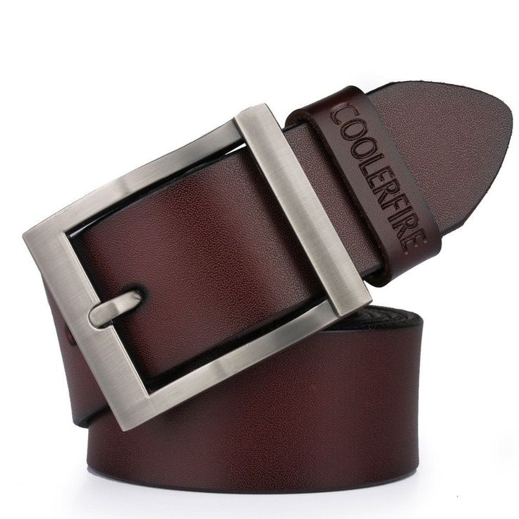 Fancy Jeans Genuine Leather Belt