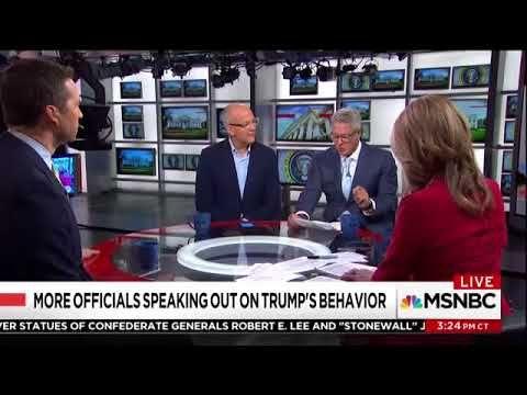 MSNBC's Donny Deutsch: Trump possesses traits of a sociopath   TheHill
