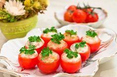Gevulde cherrytomaatjes recept
