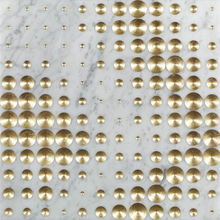 Luxury Texture | Stone design tiles - Gold Leaf - Luxury | Lithos Design | Interior Inspiration | via @lithosdesign