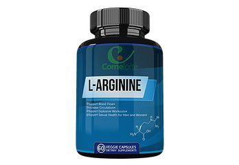 L-Arginine with L-Citrulline + Beta-Alamine – Nitric Oxide Booster