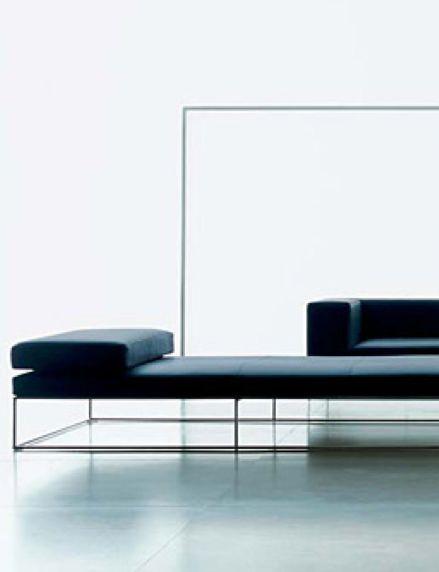 Ile sofa by Piero Lissoni for Living Divani _