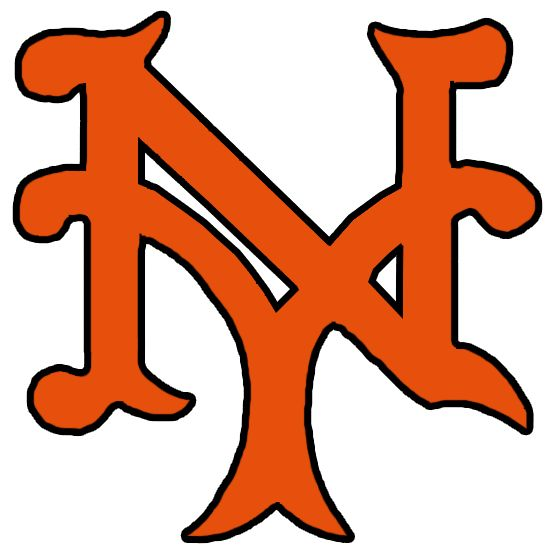 New York Giants Logo (1932 - 1935) .. The Mets Logo before it was theirs :-)