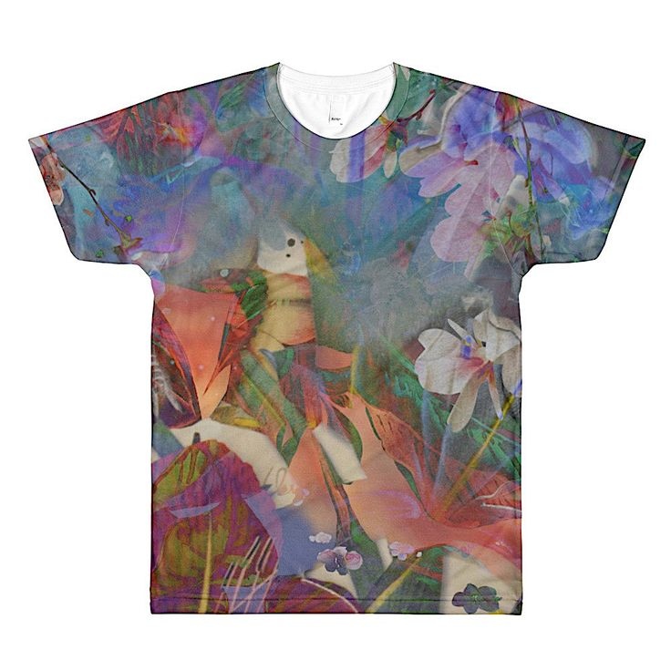 Colorful Art Shirt LXXI