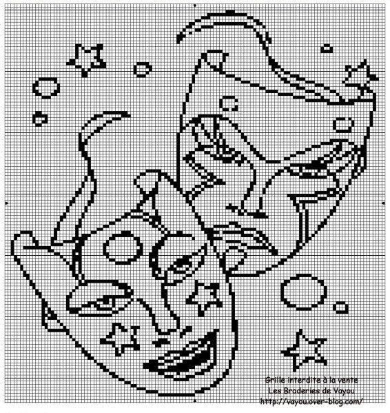 Gestreifte Tapeten Schwarz Wei? : Easy Cross Stitch Bookmark Patterns