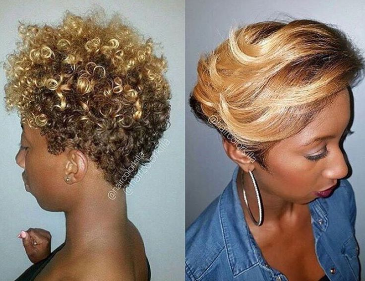 Strange 1000 Ideas About Natural Black Hairstyles On Pinterest Black Short Hairstyles Gunalazisus