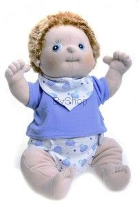 Rubens Barn Lalka Baby Erik