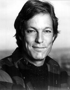 "Richard Chamberlain.  I remember him best from ""The Thorn Birds"" and ""Dr. Kildare.""  And he's still very handsome today."