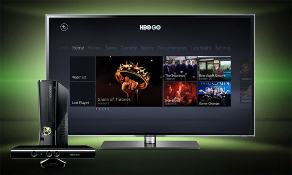 Xbox 360 apps now live for Comcast Xfinity TV, HBO Go and MLB.tv